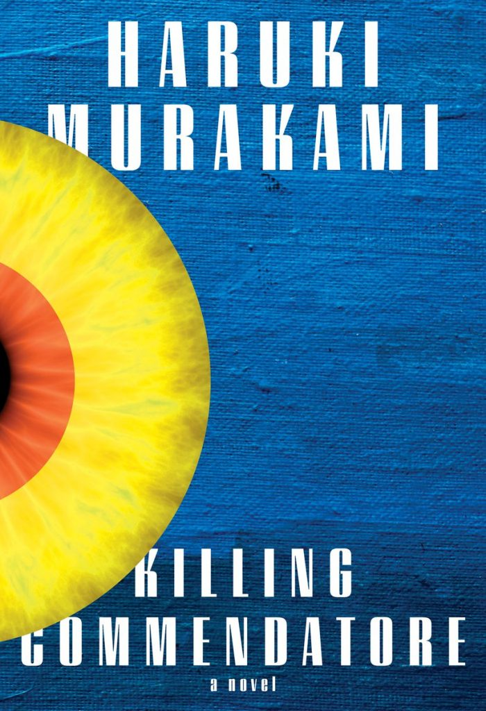 Killing Commendatore Books