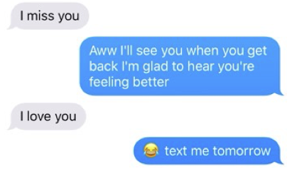 how to use hinge text messages